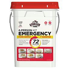 Augason Farms 4-Person 72hr Emergency Food Supply Kit