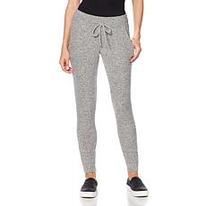 B Collection by Bobeau Brushed Knit Jogger