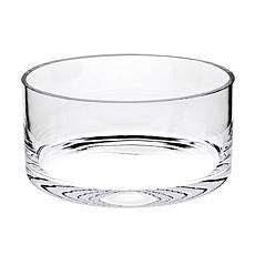 "Badash Manhattan Mouth-Blown Lead-Free Crystal 10"" Bowl"