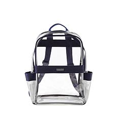 Baggallini Clear Event Compliant Backpack - Medium