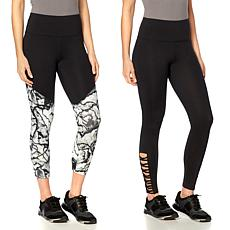 Balance by Marika 2-pack Tummy Control Legging