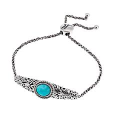 Bali Designs Amazonite Adjustable Bracelet