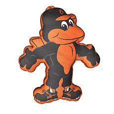 Baltimore Orioles Plushlete Mascot Pillow