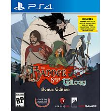 """Banner Saga Triology: Bonus Edition"" for PlayStation 4"