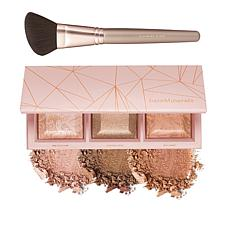 bareMinerals Crystalline Glow Bronzer and Highlighter Set