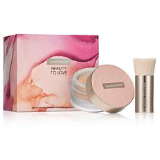 BareMinerals Deluxe Limited Edition Original Foundation and Brush