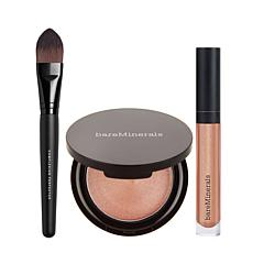 bareMinerals Girl on the Glow 3-piece Kit