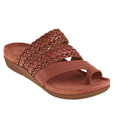 Baretraps® Jonelle Braided Toe Loop Wedge Sandal