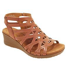 34afecdd700 Baretraps® Toshia Gladiator Wedge Sandal