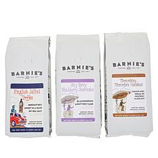Barnies 12 oz. Bag Trio Flavor Adventure Ground Coffee