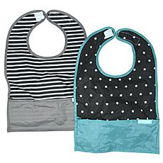 Bazzle Baby GoBib 2-Pack