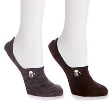 BEARPAW® 2-pair Terry Liner Socks