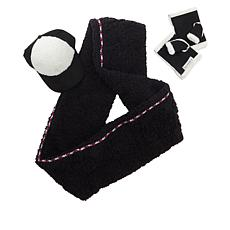 BEARPAW 3-piece Hat, Scarf and Gloves Set