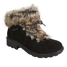 BEARPAW® Serenity Suede Faux Fur Boot with NeverWet™