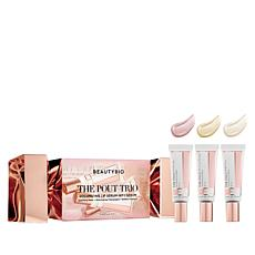 BeautyBio The Pout 3-piece Volumizing Lip Serum Popper