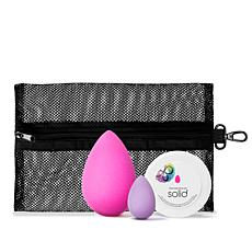 beautyblender®  3-piece Essentials Kit with Bag