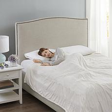Beautyrest Electric Micro Fleece Heated Blanket Heated Blanket Ivor...