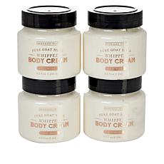 Beekman 1802 4-pack Oak Moss Whipped Body Creams