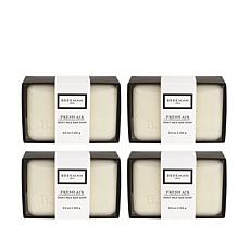 Beekman 1802 Fresh Air Goat Milk Bar Soap 4-piece Set