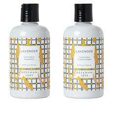 Beekman 1802 Goat Milk Shampoo and Conditioner 8.9 oz. - Lavender AS