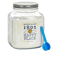Beekman 1802 Happy Place 260-Load Goat Milk Laundry Soap in Glass Jar