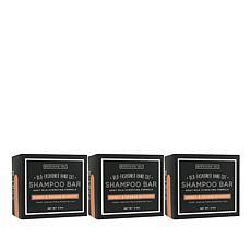 Beekman 1802 Honey & Orange Blossom Shampoo Bar Trio