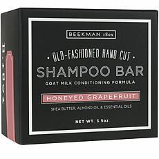 Beekman 1802 Honeyed Grapefruit Shampoo Bar