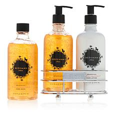 Beekman 1802 Honeyed Grapefruit Wash & Lotion Caddy Set Auto-Ship®
