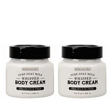 Beekman 1802 Pure Goat Milk Whipped Body Cream Duo Auto-Ship®
