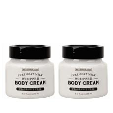 Beekman 1802 Pure Goat Milk Whipped Body Cream Duo