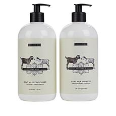 Beekman 1802 Supersize Pure Goat Milk Shampoo and Conditioner
