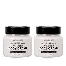 Beekman 1802 Vanilla Absolute Whipped Body Cream Duo