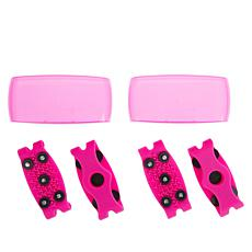 Bell + Howell Shoe Ice Pick Grippers 2-pack