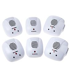 Bell + Howell Ultrasonic 6-pack Total Home & Garage Pest Repellers