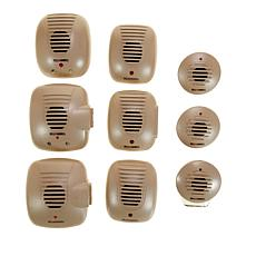 Bell + Howell Ultrasonic Pest Repeller Home and Garage 9-pack