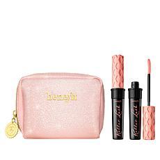 Benefit Cosmetics Roller Lash Duo with Makeup Bag