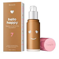 Benefit Cosmetics Shade 7 Hello Happy Flawless Brightening Foundation