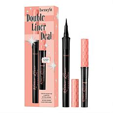 Benefit Double Liner Roller Liner Liquid Eyeliner Duo