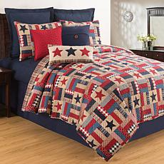 Bennington King Quilt Set