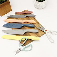 BergHOFF 15-Piece Multicolor Knife Set