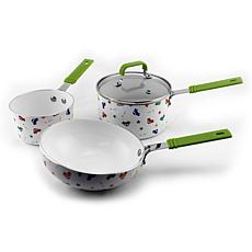 BergHOFF Cook'N'Co Children's 4-piece Cookware Set - Green