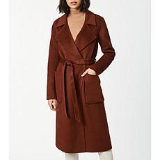 Bernardo Double-Face Wool Coat