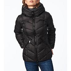 Bernardo EcoPlume Packable Quilted Jacket