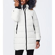 Bernardo Oxford Twill Coat