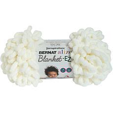 Bernat Alize Blanket-EZ Yarn - Cream