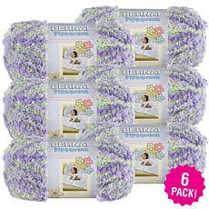 Bernat Pipsqueak Yarn 6-pack - Pixie Pow