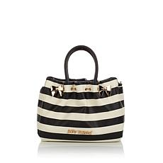 Betsey Johnson In a Pinch Satchel with Battery Bank