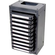 Bigz Die Storage Rack - Holds 10