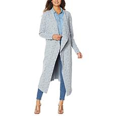 Billy T Long Sleeve Duster Topper