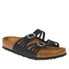 Birkenstock Granada Soft Footbed Nubuck Leather Sandal